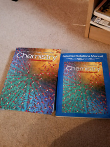 Chemistry: A Molecular Approach with Solutions