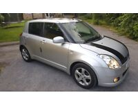 Suzuki Swift 1.3 Diesel, 2006, low miles, 52 MPG, low insurance, service history, needs service