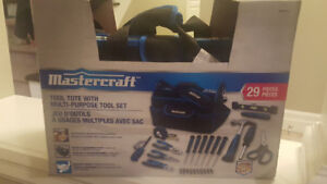 Mastercraft tool set. Brand new in box! And retails $100 + tax!