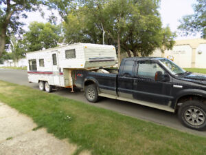 1990 terry travel trailer/rent