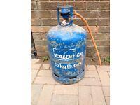 15kg Calor Gas Bottle (empty) + Regulator