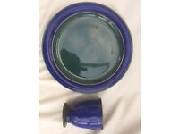 Denby 6 Dinner Plates and 6 Cups £15