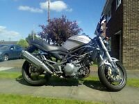 2002 Cagiva Raptor 1000...only 10247 miles