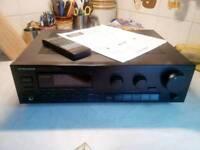 PIONEER SX 339 AMPLIFIER
