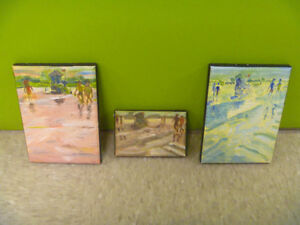 Assorted Paintings