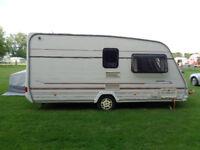 1999 Sterling Eccles Diamond Caravan