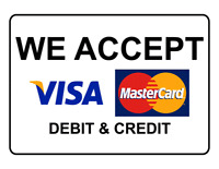 Cleaning or Junk Removal? DEBIT AND CREDIT CARDS ACCEPTED