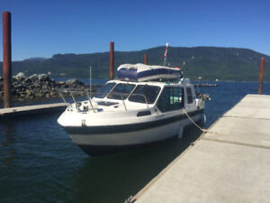267 Reinell Fishing Boat