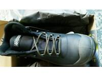 Safety work boot