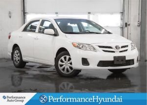 2013 Toyota Corolla 4-door Sedan CE 4A