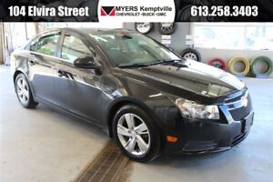 2014 Chevrolet Cruze Diesel Leather Heated Seats
