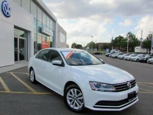 2017 Volkswagen Jetta Wolfsburg Edition 1.4T 6sp at w/Tip