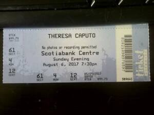 Theresa Caputo Ticket