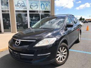 2009 Mazda CX-9 GS + AWD + CUIR