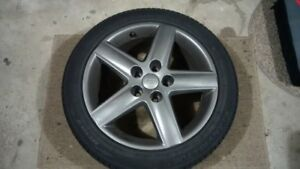 """Audi / VW 17"""" Rims and Winter Tires - 205/50R17"""