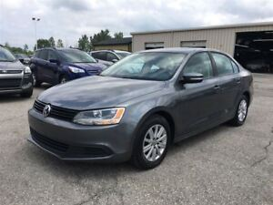 2013 Volkswagen Jetta Comfortline/CARPROOF CLEAN/HEATED SEATS/SU