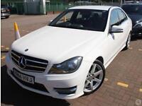 Mercedes Benz C C C220 2.1 CDI AMG Sport Edition