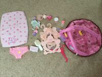 Toy Baby Accessories