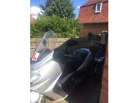 Peugeot satelis 125cc spares and repairs