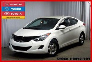 2013 Hyundai Elantra GL/MAGS/JAMAIS ACC