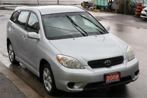 2008 Toyota Matrix XR *RUNS WELL* Power Lock Door Wind + USB AUX