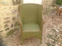 Lloyd Loom Vintage Chair