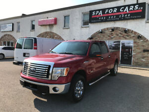 2011 Ford F-150 XLT 139500km Safety&Etest
