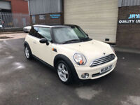2008 58 MINI 1.6 COOPER, 120 BHP AUTOMATIC ONLY 52000 MILES WARRANTED,