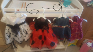 Baby girl dresses and sweaters