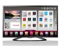 "42"" LG Smart FullHD 3D Cinema LED TV - Delivery Available"