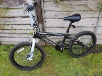 Kids Rhino Freefall BMX Bike