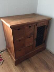 Solid Wood Java Sideboard / Cabinet