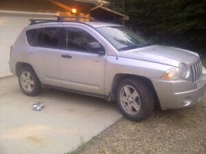 2008 Jeep Compass Sport SUV, Crossover 145305 KMS