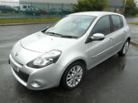 RENAULT CLIO DYNAMIQE TOM TOM 5 DOOR DIESEL MANUAL