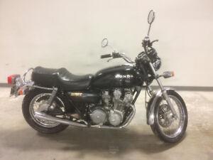 Vintage Honda CB750K