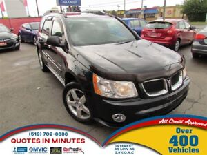 2008 Pontiac Torrent GXP | AWD | LEATHER | CLEAN