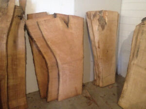 Live Edge Lumber -- Slabs, Rounds & Cookies