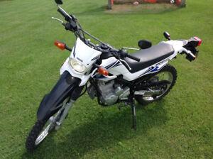 2009 Yamaha Xt 250