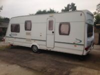 Luner Lexon DS 2005 5 birth Caravan