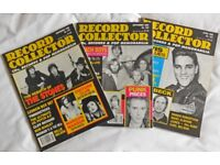 200 Record Collector Magazines
