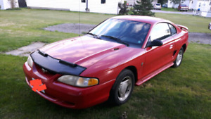 1994 Ford Mustang. Certified + E-tested