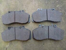 E11 Brake Pads