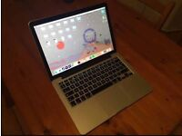 MacBook Pro Retina Display Late 2013