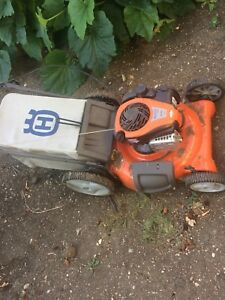 New husqvarna lawn mower