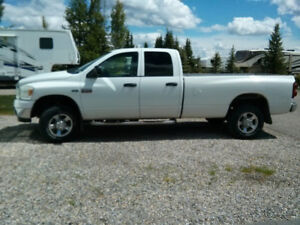 2009 Dodge Power Ram 2500 Pickup Truck