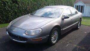 1999 Chrysler Concorde full équipe Familiale