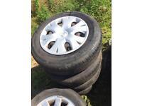 Renault Megane Wheels