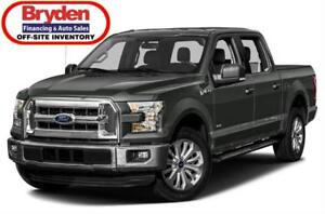 2017 Ford F-150 XLT / 5.0L V8 / Auto / 4x4 **Ford Tough!**
