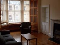 2 bedroom fully furnished second floor flat to rent on Comiston Gardens, Morningside, Edinburgh
