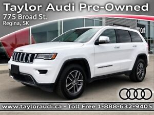 2017 Jeep Grand Cherokee Limited LIMITED, UCONNECT NAV, LUXUR...